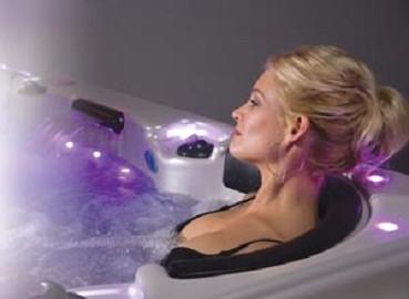 spa installation